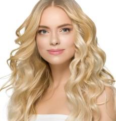 טיפול וטיפוח שיער בלונד