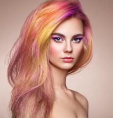 מוצרים לשיער צבוע ויבש